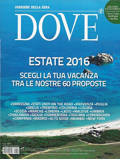 DOVE - Estate 2016
